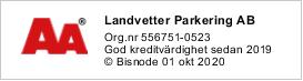 Landvetter Parkering AB