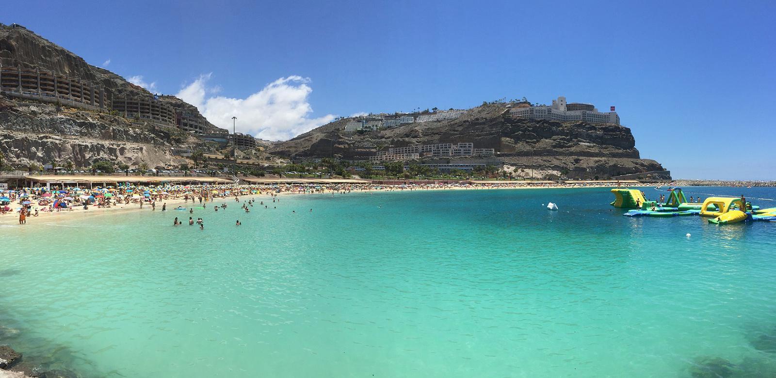 Landvetter Parkering • Gran Canaria är den näst populäraste på Kanarieöarna