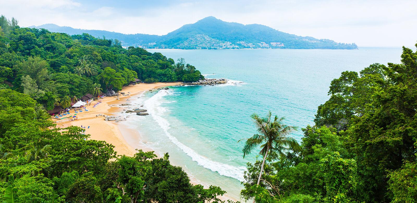 Landvetter Parkering • Vackra stränder du måste besöka i Thailand